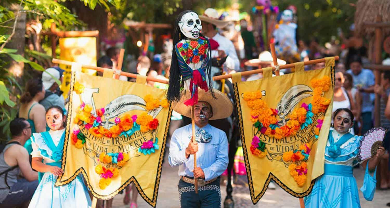festival-de-vida-y-muerte evento riviera maya